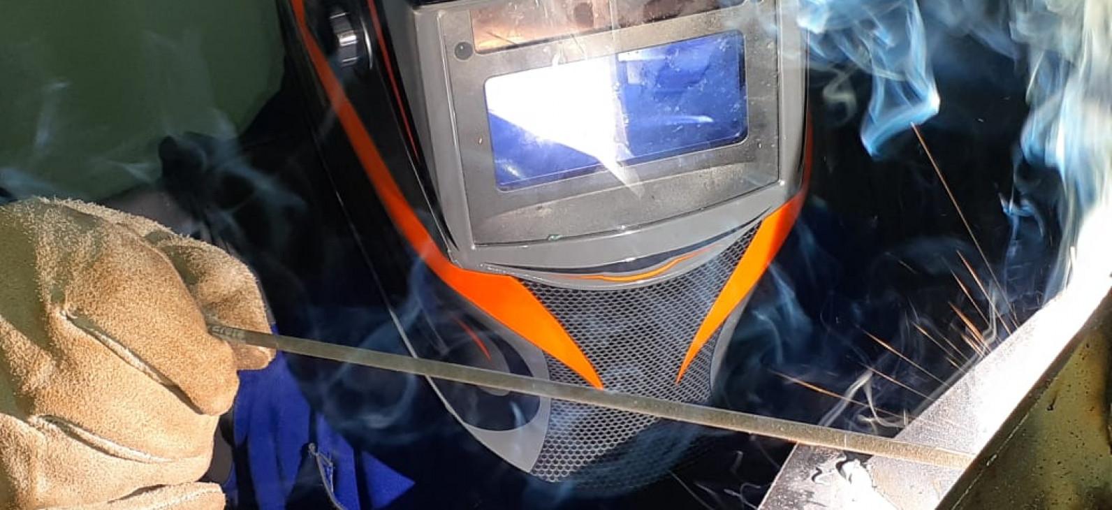 Soldadura Basica con Electrodo Revestido.